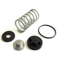 Защитная насадка на кран топливораздаточный 0011-ALPI 940W c ушками и магнитом (черная)