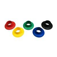 Брызгозащитная насадка на носик крана топливораздаточного (желтая, красная, синяя, зеленая, черная)